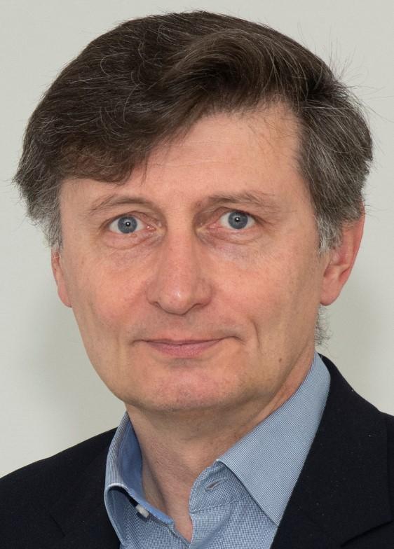 Porträt Walter Bruchhausen UKB